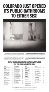 Click to expand this full-page ad taken out by Colorado group Citizen Link.
